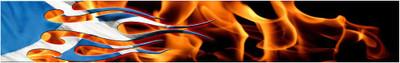 Arrow Wraps-Scottish flame