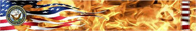 Arrow Wraps-US Navy Flame