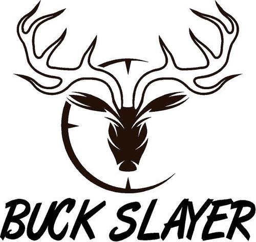 Decal-Buck Slayer-2