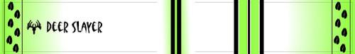 Arrow Wraps-Deer-1 Green