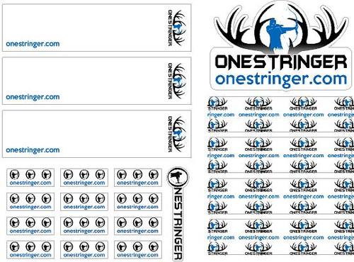 Reflective-Onestringer Pack 3