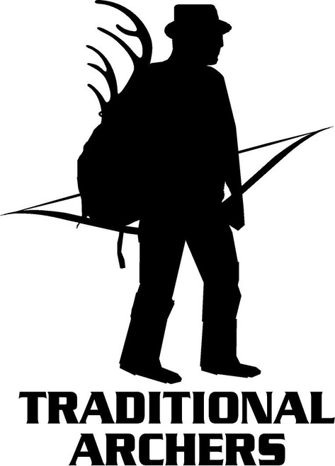Decal-2019-Traditional Archer (recurve)