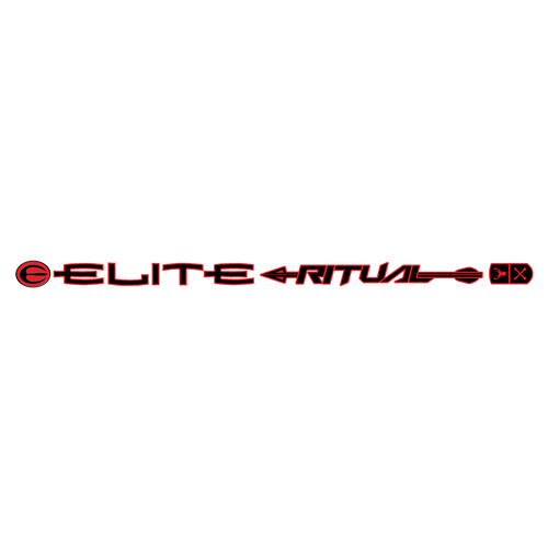 Decal-Elite 2019-ritual 3 standard color  (set of 4)