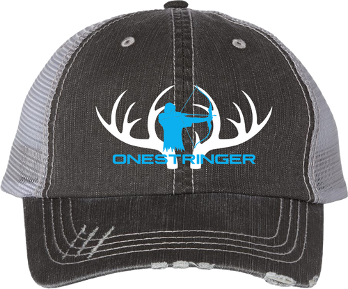 Apparel-Onestringer Logo Ballcap (hat)