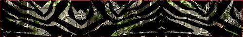 Arrow Wraps-Camo Zebra
