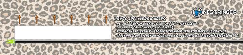 Wrap Pad 13 Leopard