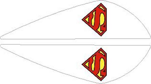Vane Decal-Superman
