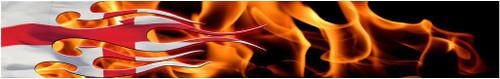 Arrow Wraps-St George flame