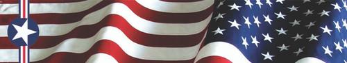 Stabilizer Wrap-American Flag Star