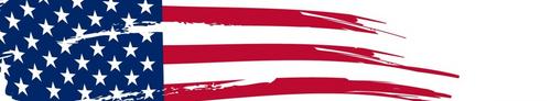 Stabilizer Wrap-Shredded US Flag