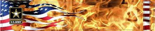 Arrow Wraps-US Army flame