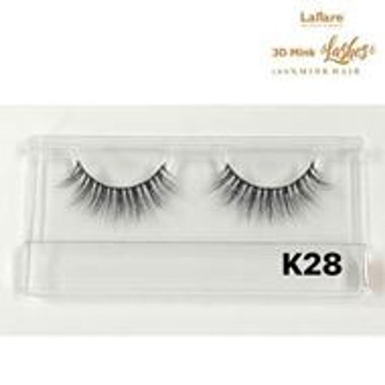 dd4960080d0 Laflare Eyelashes 3D Mink Lashes