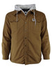 Buffalo Outdoors Buffalo Work Jacket Duck Brown Front