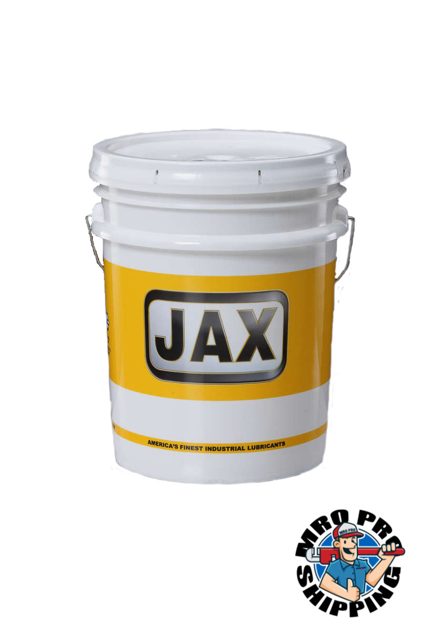 JAX: MAGNA-PLATE 220-FG GEAR OIL SEMI-SYNTHETIC ANTI-WEAR EP PACKAGE AGMA 5  35 Lb Pail