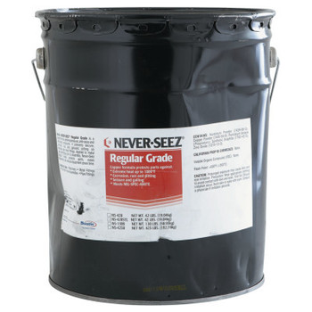 Bostik Never-Seez Regular Grade Compounds, 1 lb Pail (42 LB)