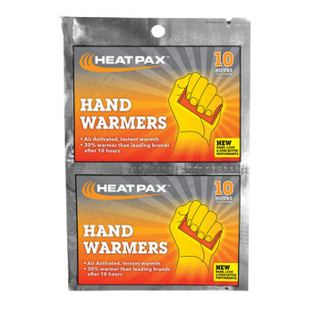 OccuNomix Hot Rods Hand and Foot Warmers, Hand Pad, White (1 PK)