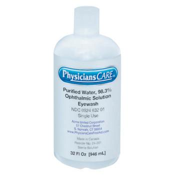 First Aid Only Eye Flush Bottles, 32 oz (1 BTL)