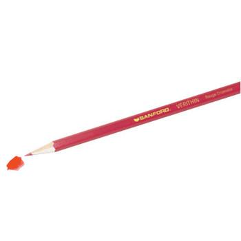 Sanford Prismacolor Verithin Art Pencils, Hard, Crimson Red (12 EA)