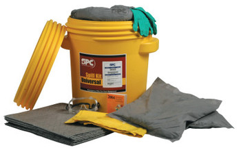 Brady SPC UNIVERSAL SPILL KIT - 20GALLON LAB PACK (1 KT)