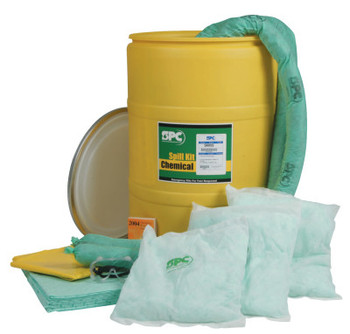Brady SPC UNIVERSAL SPILL KIT - 55GALLON DRUM (1 KIT)