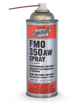 LUBRIPLATE FMO-350-AW Aerosol, 12 oz. Aerosol, (12 CAN/CS)