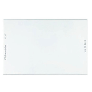 3M Speedglas 9100 Series Inside Protection Plate, Clear, 9100XX, 5/Case (5 EA)