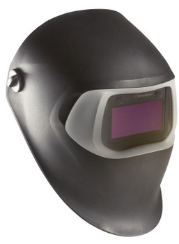 3M Speedglas 100 Series Helmets, 8 - 12, Black, 3.66 in x 1.73 in (1 EA)