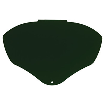 Honeywell Bionic Face Shield Replacement Visors, Uncoated/Shade 5.0, Full shield (1 EA)