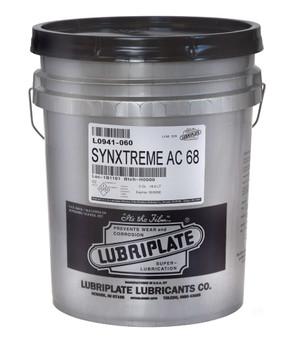 LUBRIPLATE SYNXTREME AC-68, 05gal., (1 PAIL/EA)