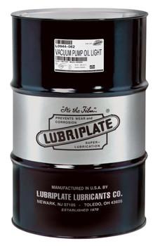 LUBRIPLATE VACUUM PUMP OIL - LIGHT (55 Gal / 400lb. DRUM)