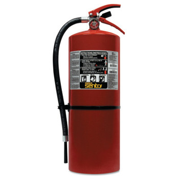 Ansul SENTRY Dry Chemical Hand Portable Extinguishers, Class ABC Fires, 20 lb Cap. Wt. (1 EA)