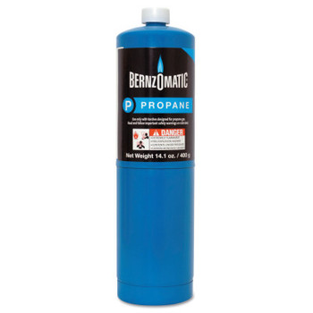 Worthington Cylinders TX 9 Propane Cylinders, 14.1 oz, Propane (12 EA)