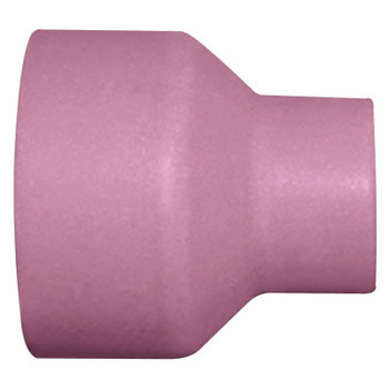 """Best Welds Alumina Nozzle TIG Cup, 1/2"""", Size 8, For Torch 17, 18, 26, Standard (10 EA)"""