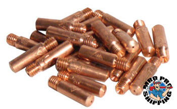 Best Welds MIG Contact Tip, 0.030 in, Standard Duty, Use w/Anchor 135, Tweco Mini & No 1 (1 EA)