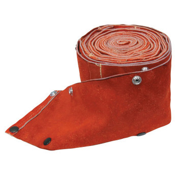Best Welds Cable Covers with Snaps, Small, Leather, 20 ft (1 EA)
