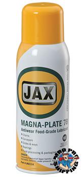 JAX #114 MAGNA-PLATE 78 CHAIN LUBE, FOOD GRADE H1, 16 oz., (12 CANS/CS)