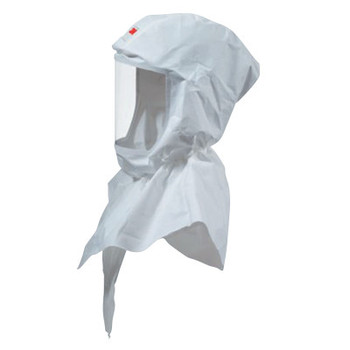 3M Premium Suspension Replacement Hoods, Painter's Hood w/Inner Shroud (10 EA)