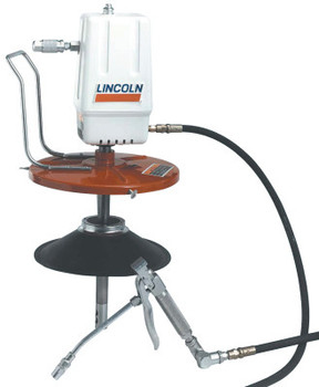Lincoln Industrial 989  Series 20 High Pressure Portable Grease Pump