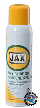 JAX #118 SILICONE SPRAY HEAVY DUTY, 16 oz. Aerosol, (1 CAN/EA)