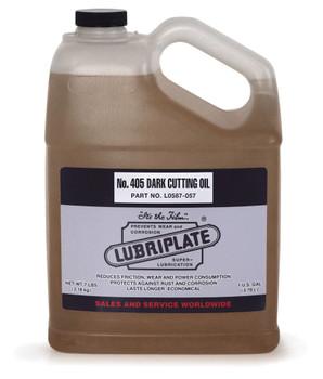 LUBRIPLATE 405 CUTTING OIL, 1 gal., (1 JUG/EA)