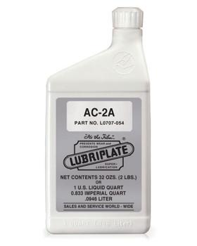 LUBRIPLATE AC-2A (AIR COMPRESSOR  OIL), 1 Quart, (1 BTL/EA)
