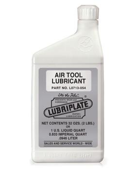 LUBRIPLATE AIR TOOL LUBRICANT, 1 Quart, (1 BTL/EA)