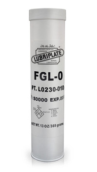 LUBRIPLATE FGL-0, 14 oz. Cartridge, (1 CT/EA)