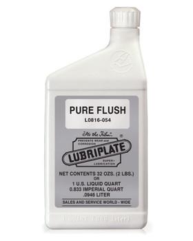 LUBRIPLATE PURE FLUSH, 1 Quart, (1 BTL/EA)