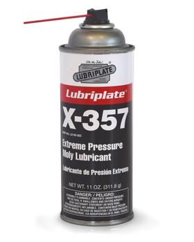 LUBRIPLATE X-357, 11 oz. Aerosol, (1 CAN/EA)