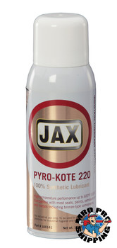 JAX #141 PYRO-KOTE 220 ISO 220 INDUSTRIAL GRADE OVEN CHAIN LUBRICANT-NON SMOKING USDA/NSF H2, 16 oz., (12 CANS/CS)
