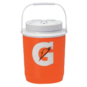 Gatorade Water Coolers, 1 gal, Orange (1 EA/DZ)