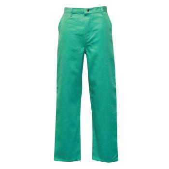 Stanco Classic Style Work Pants, 38 X 34, Green (1 PR/DZ)