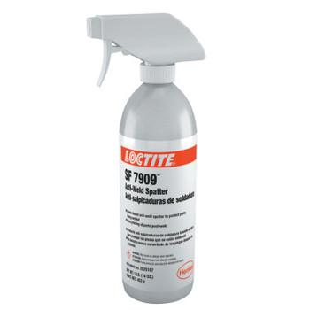 LOCTITE SF 7909 Anti-Weld Spatters, 16 oz Spray Bottle, Clear (1 EA/CA)