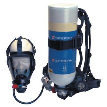 Honeywell Cougar SCBA, Facepiece, Alarm, SAR attachment (1 EA/CA)